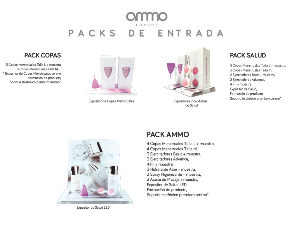 Packs Ammo London para Disfarduero