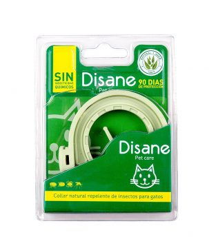disane collar antiparasitos para gatos